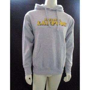 National Lampoons Hooded Sweater Grey Long Sleeve